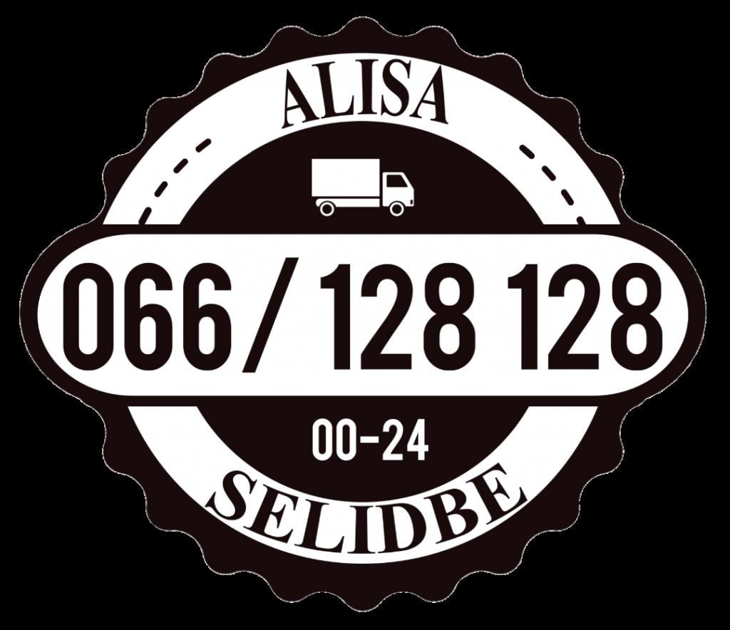 Alisa Trnasport i Sleidbe